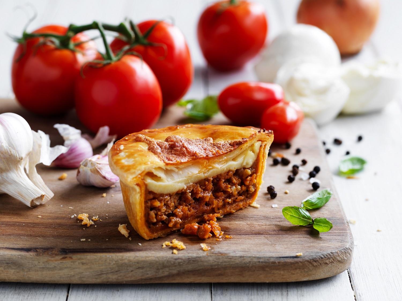 Beef Bolognaise Pie